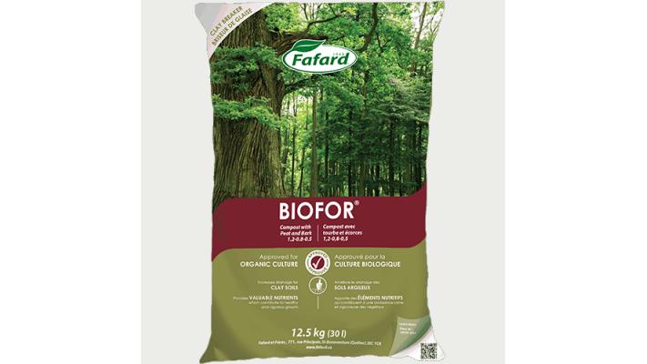 Compost Fafard - Biofor (Forestier)