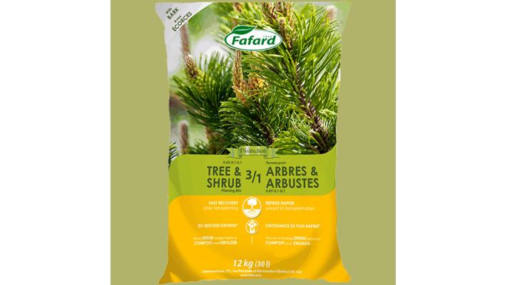 Plantation 3 en 1 pour Arbres et Arbustes